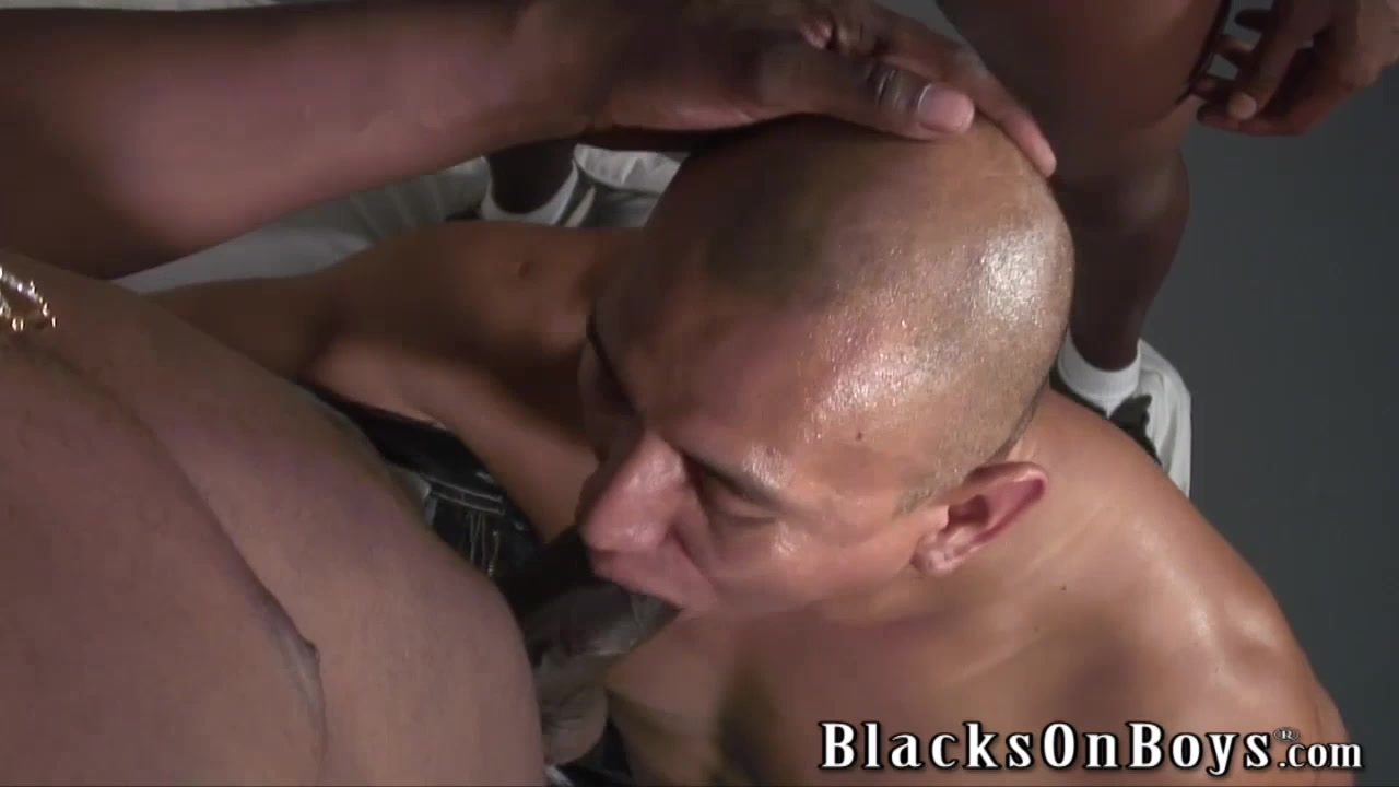 Black men sharing a bald dude Laura soares nude