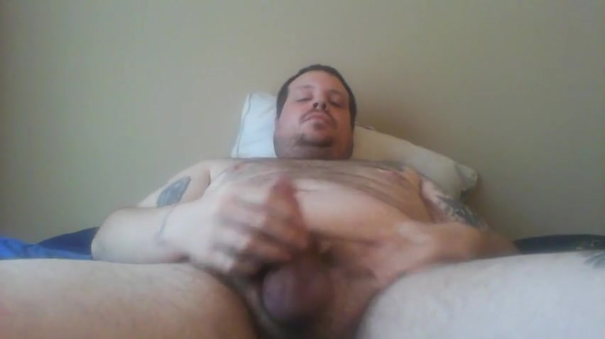 Fat chub bear Jack off and cum portland stripper handjob blowjob bj hj