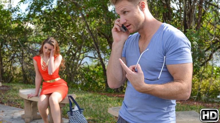Levi Cash & Sarah Miller in Sling shot - MilfHunter Teen sex in room pic bravo