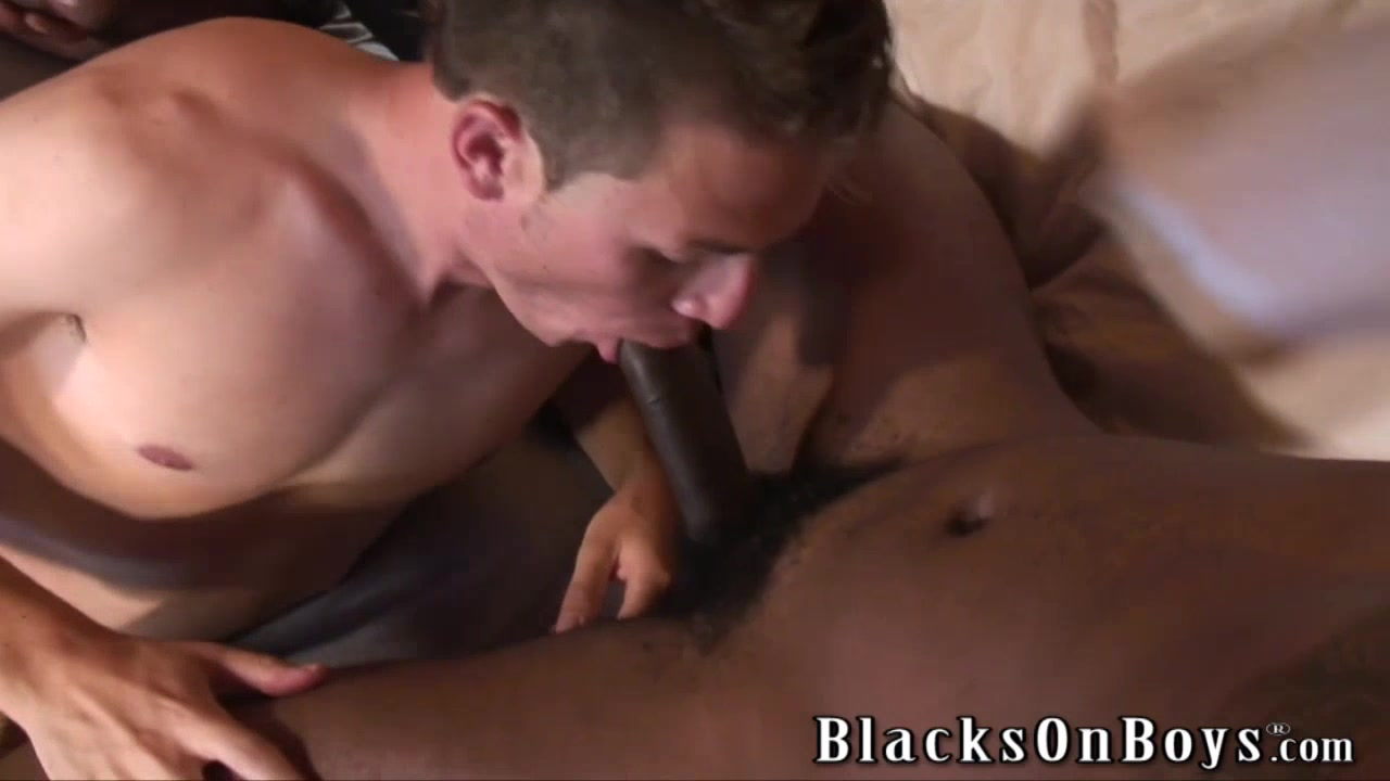 Young white twink getting gangbanged by black dudes Two girlfriends lick your pussy