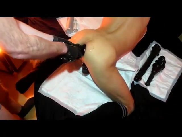 GREAT FIST PARTY Milf Happy Ending Massage