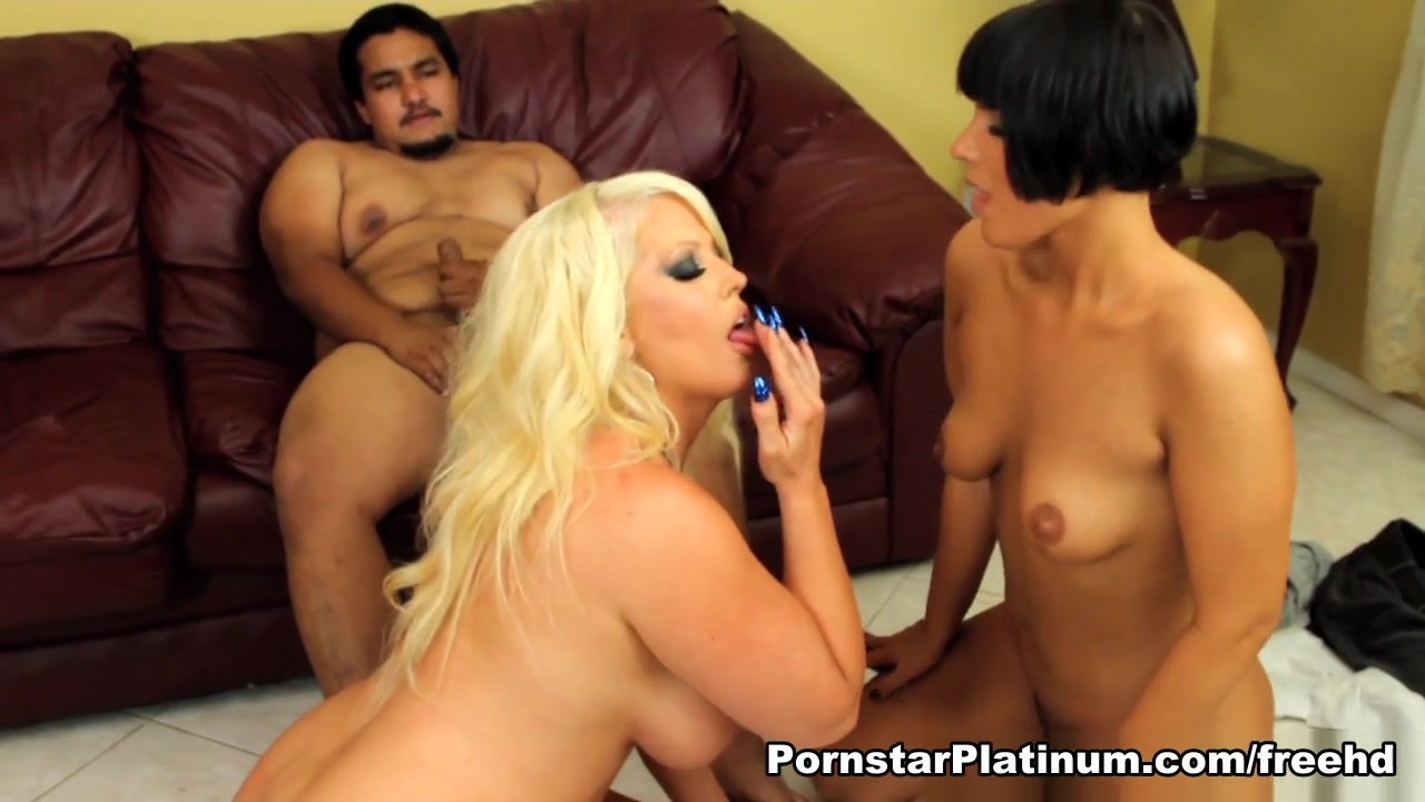 Alura Jenson in The Rent is Past Due - PornstarPlatinum big black penis in black pussy