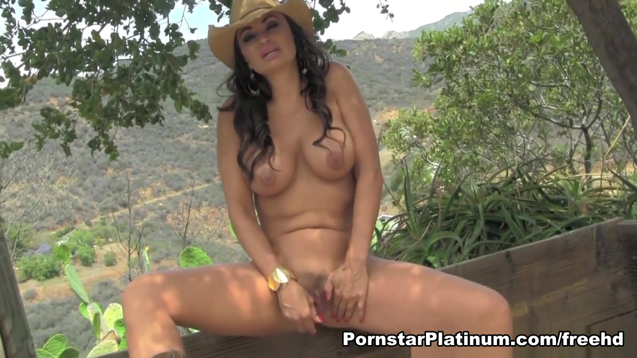 Claudia Valentine in Cowgirl Playing - PornstarPlatinum Fert Fucking