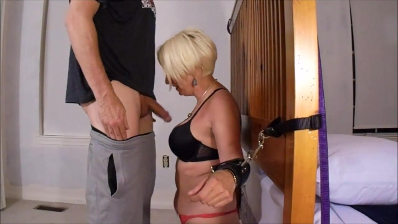 Deep Throat And Bound Sex