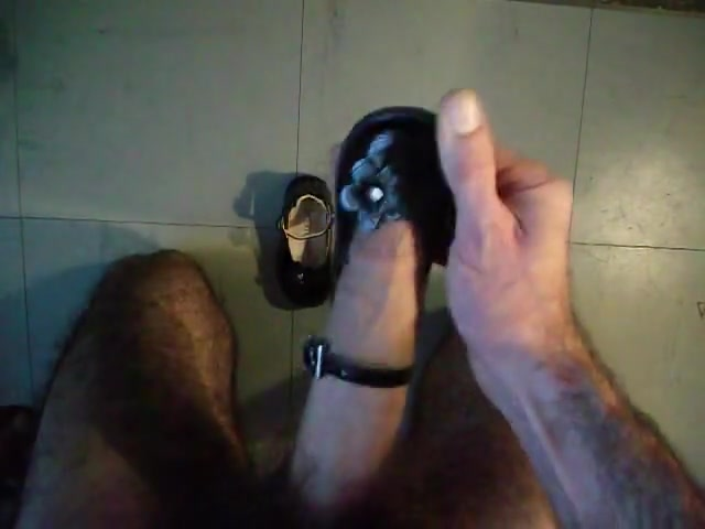 Sperme dans ballerines noir vernis in extenso bodybuilders women porn videos