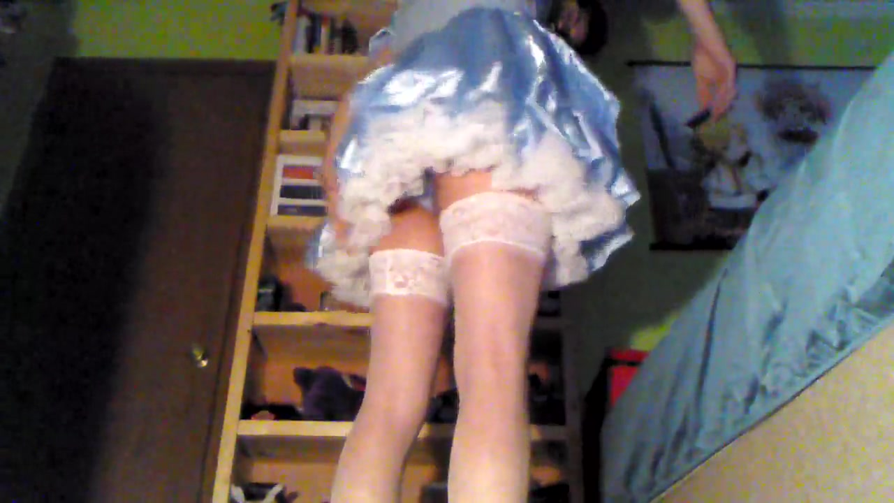 Sissy getting dressed for fun 3 Ok google how to have sex