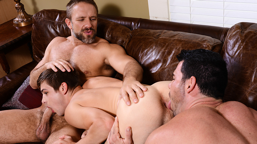 Billy Santoro & Dirk Caber & Johnny Rapid in Houseboy Part 2 - DrillMyHole Women who fuck in Cartagena