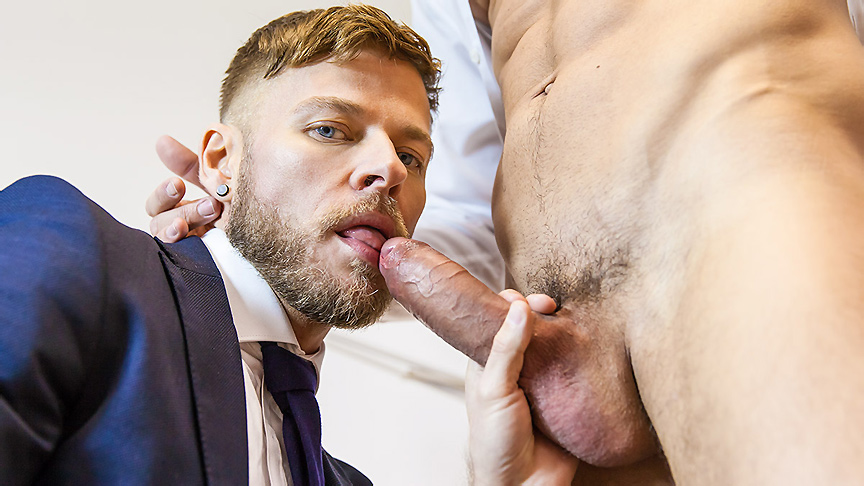 Jay Roberts & Matt Anders in Stealth Fuckers Part 9 - DrillMyHole Dirty porm