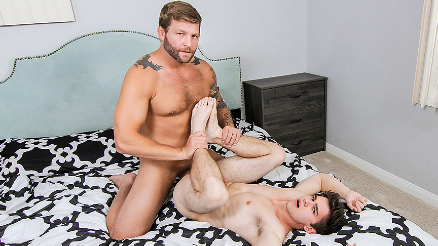 Colby Jansen & Will Braun in The Sitter Part 3 - DrillMyHole cams girls getting naked