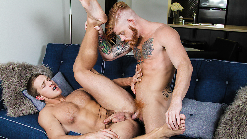 Bennett Anthony & Landon Mycles in Stealth Fuckers Part 11 - Str8ToGay Watch free public sex