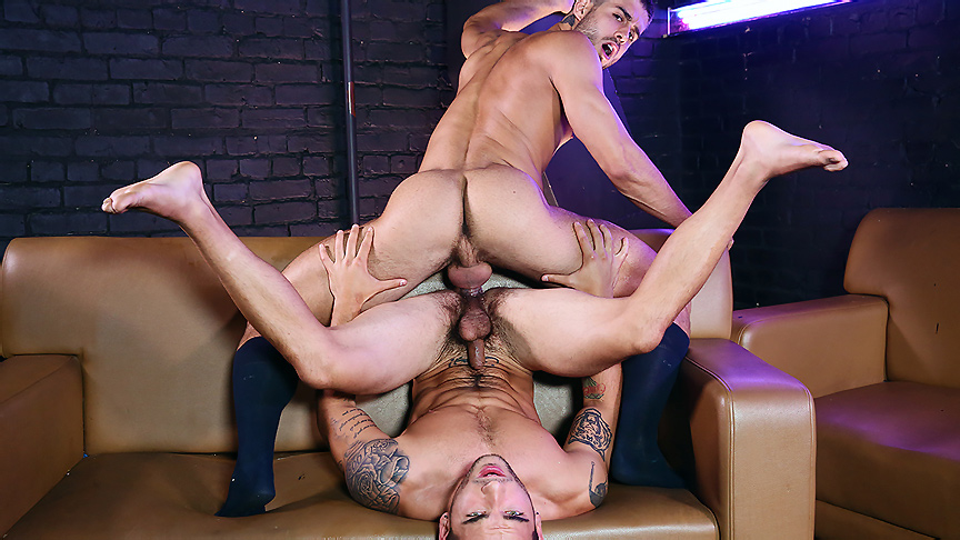 Diego Sans & Vadim Black in Reply All Part 2 - TheGayOffice Old pussy exam pics