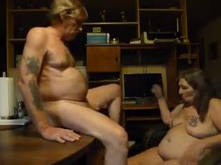 Granny drained grandpas really huge balls Proud family porn videos