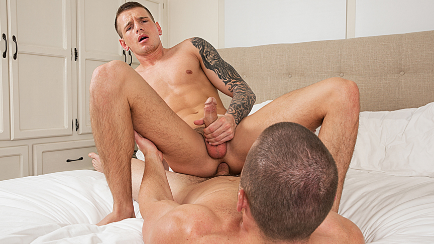 Benjamin Swift & Gunner Canon in Breed My Boyfriend Part #1 Scene 1 - Bromo Teen Sister Tubes