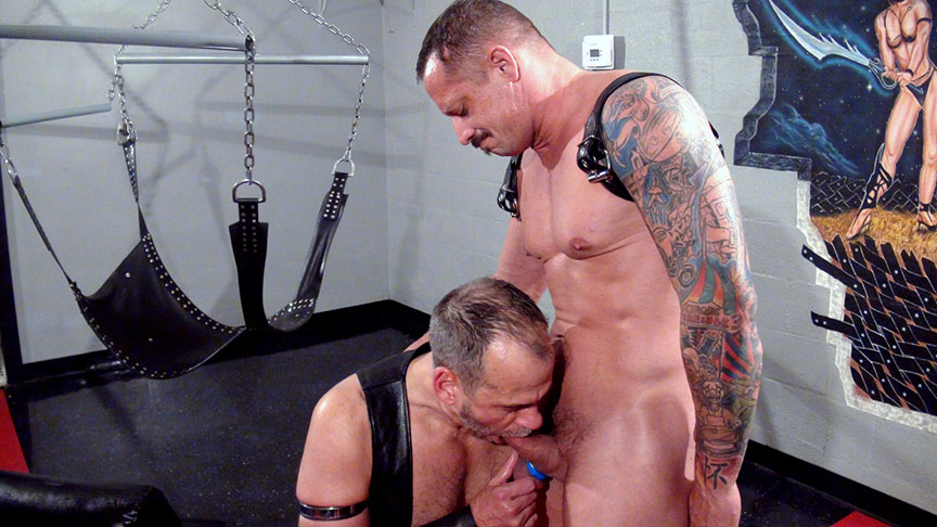 Brent Chaps & Kyle Savage in Daddy Raunch - Bromo Free scooby doo pron