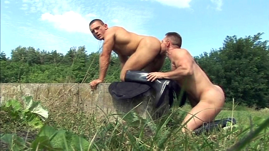 Matt Colmar & Rod Stevens in Ride em Rough Scene 1 - Bromo freeview porn videos and dvds