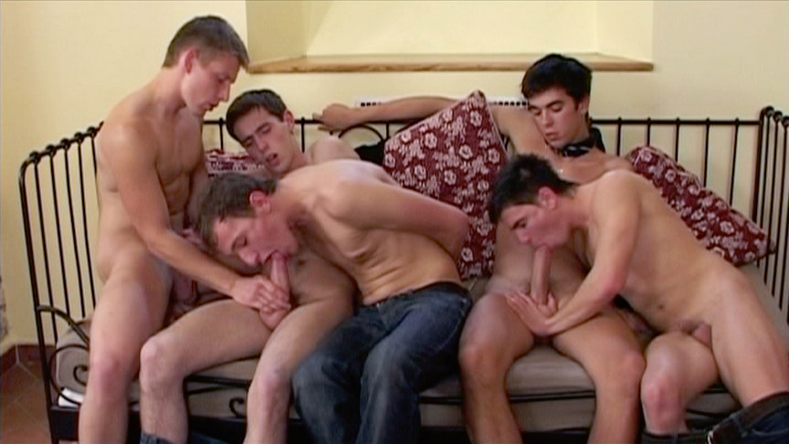 Micky Janson & Nicholas Kimmy & Rai & Sebastian Stiler & Timothy Nixon in Raw Orgy Sluts Scene 2 - Bromo Mature giorgina smith goes black