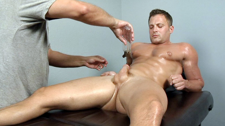 Brenden Cage, Jake Cruise in Massage Series #24: Muscle Massage scene 2 - Bromo indian dehati sex video