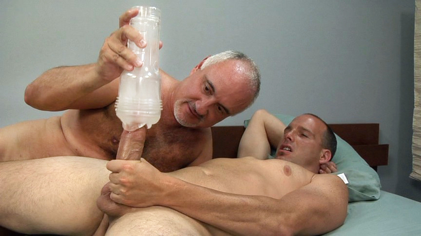 Andrew Stone, Jake Cruise in Cruise Collection #81: Jake of All Trades scene 4 - Bromo Cum on toes pictures