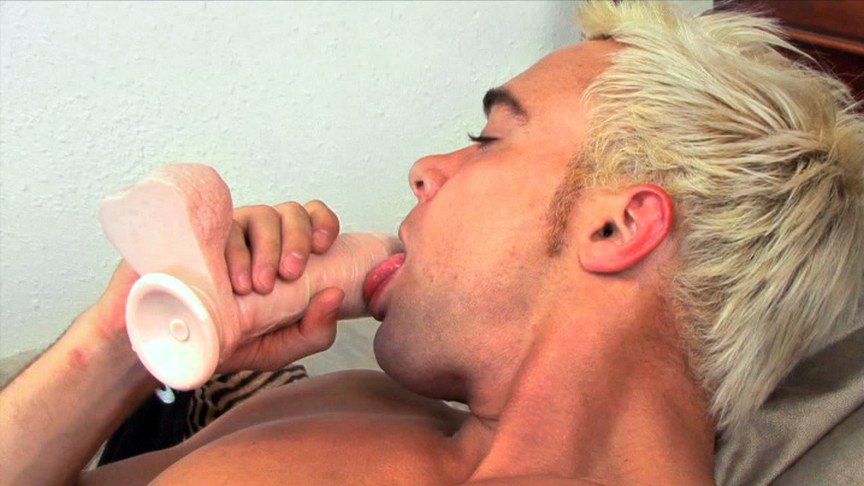 Nelson Troy in Horns And Halos - Bromo Annie body interracial