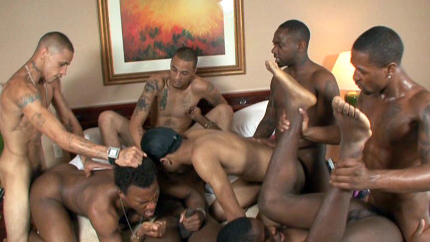 Angel Boi, Da Bod, Dynasty, King Dingo, Phat Daddy, Seduction, Thugzilla, Treshawn Valentino in Thug Orgy #2 scene 3 - Bromo Why do couples stay in unhappy marriages