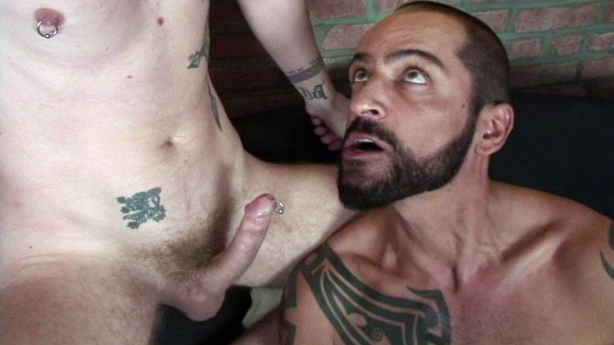Luke Cross, Tom Colt in Bears Seduce Twinks scene 5 - Bromo karma sutra sex clips