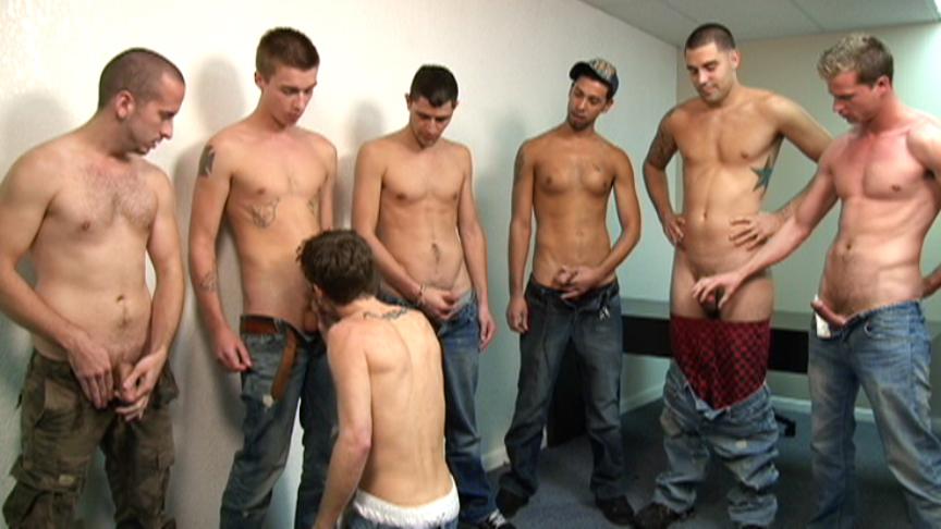 Brock Armstrong, Dante Naval, Kevin Martin in Seed Sucking Slut Boys scene 1 - Bromo Largometraje Porno Casero Espaol Diana Dice Despacio