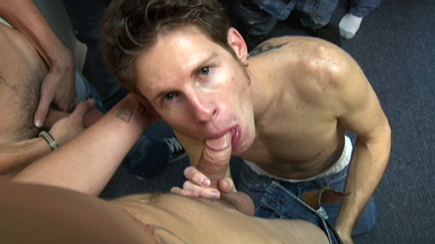 Chasen in Seed Sucking Slut Boys scene 2 - Bromo Mature sexy ass! amateur!