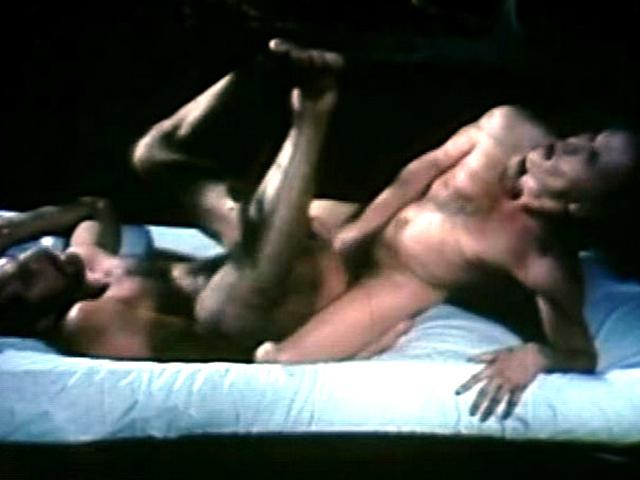 Richard Locke & Steve Boyd in Kansas City Trucking Co. Scene 7 - Bromo lesbian porn in a car