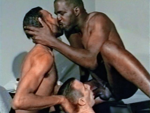 Chris Bell & Pierre & Tyrone in Red Hot Pokers Scene 6 - Bromo Sensual Ebony Foot Worship