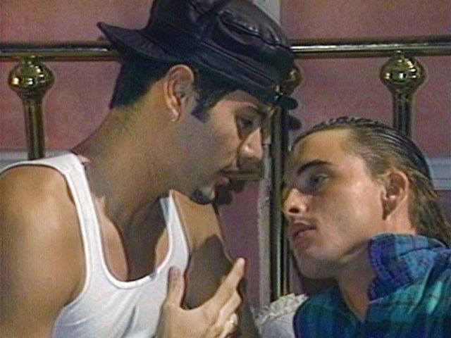 Antonio Vegas & Art Robles in La Street Meat Scene 5 - Bromo Hot busty topless icelands