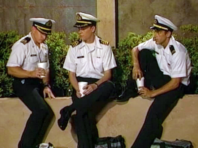Danny Sommers & Pegan Prince in Seamen First Class Scene 1 - Bromo How do i cancel my uniform hookup
