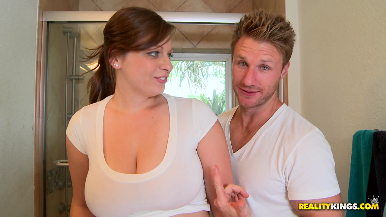 Bignaturals - Breast to chest Hot Sex Fuck Movie