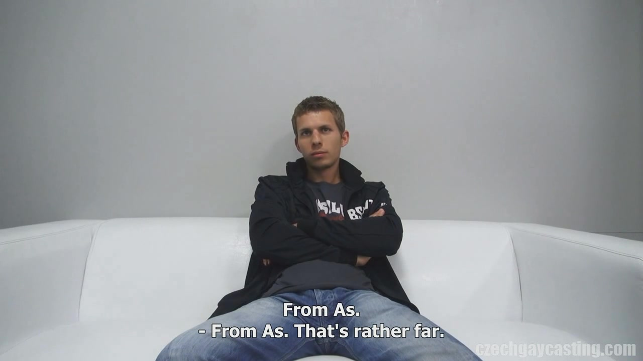CZECH GAY CASTING - MICHAL (7704) couples sex relationship info
