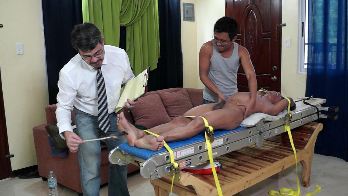 Tickling Gay Asian Twink Alex - LaughingAsians Amatuer girls masturbation videos