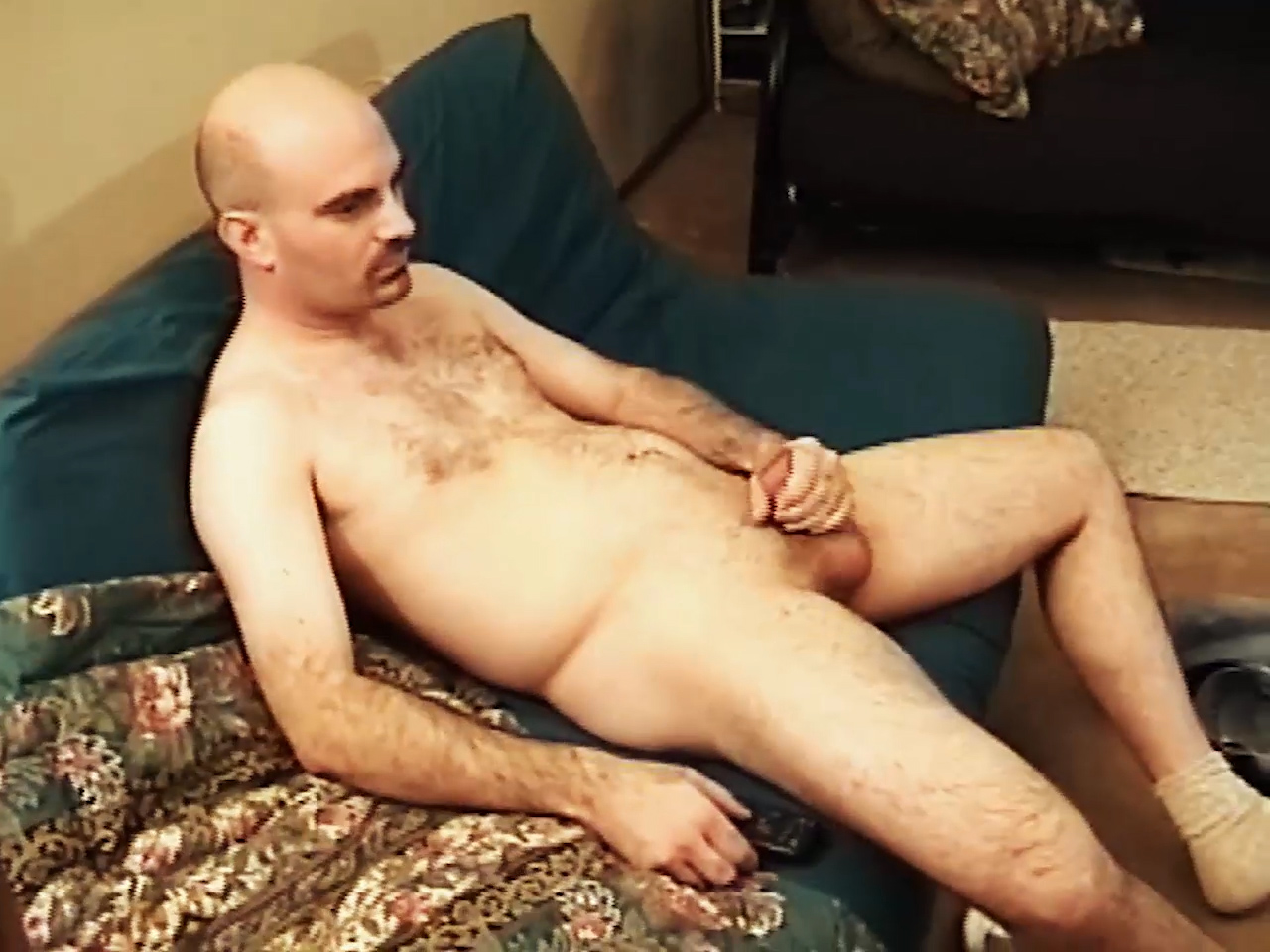 Young Amateur Brad Jerks Off - RamjetVideo Dildos in asses gifs