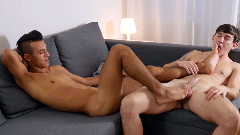 Twinks Martin and James Foot Fetish Fuck - TwinkyFeet Date hookup orlando