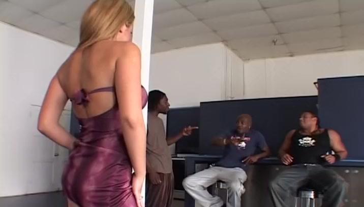 Prime Interracial Deepthroat porn film