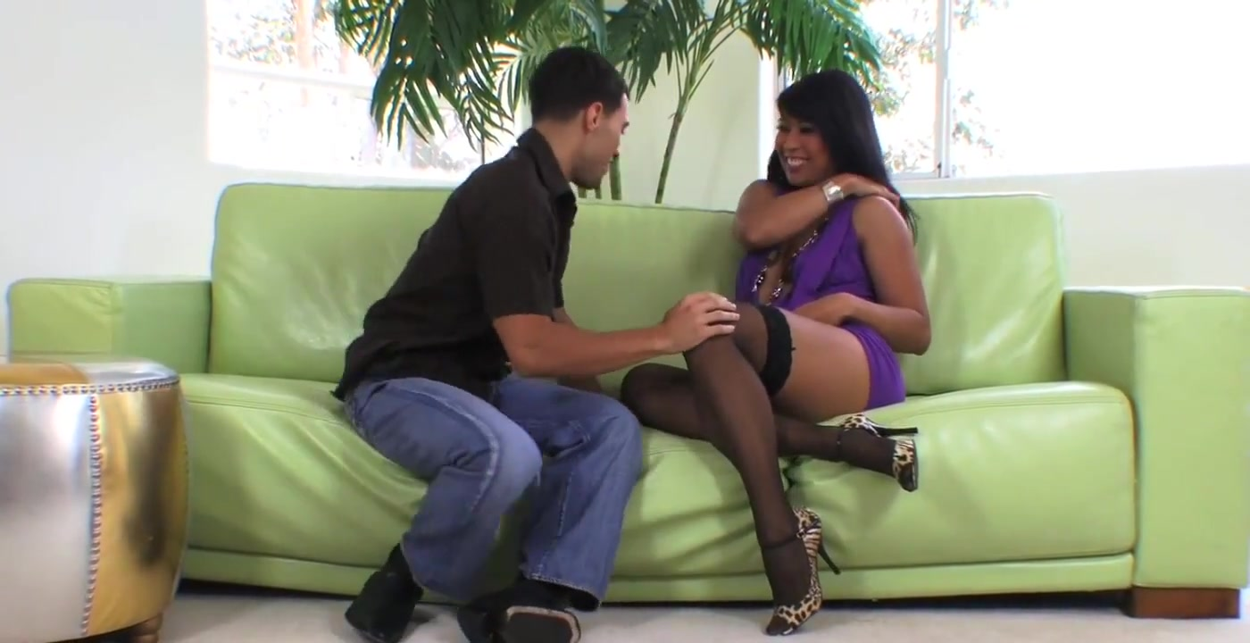 Anal For Asian Mature Milf In Stockings