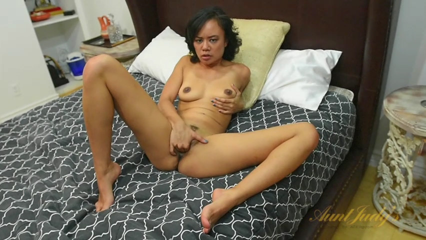 Annie Cruz in Masturbation Movie - AuntJudys Africa naked blowjob penis and fuck