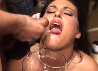 Bukkake And Drink Yattractive mature women hidden camera sex videos