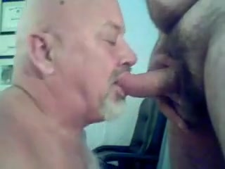 Silver daddy bear blowjobs 13 Hot naked women fucked in the shower