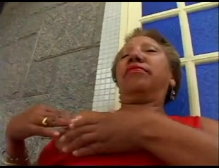 49yr old Black Granny Maria Sucks and gets Fucked Good Web cam tits shaking out masterbating