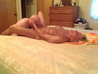 Granny cums on his mouth older men gay clips free