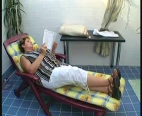 Older Massage Thearpist Bonks Client