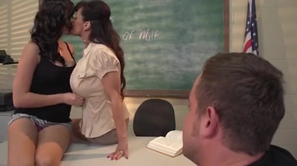 Sharing Her Boyfriend With The Teacher focking vedio of fat call girl