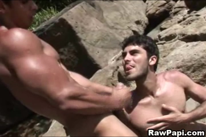Twink Papis on Hardcore Anal Sex by the Beach One love net