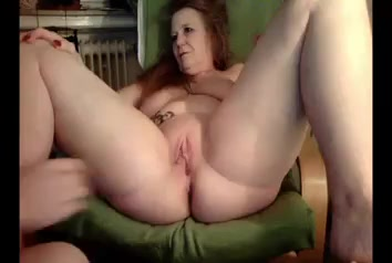 fisting German granny Sexy guy fucks throat and cumhole