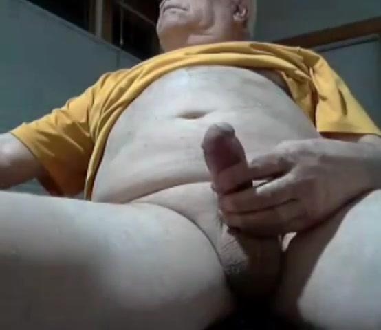 Grandpa stroke 2 Naked boys an girls