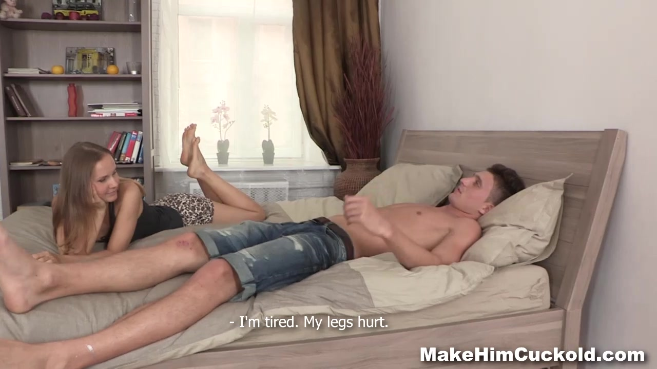 Unfaithful bf becomes a cuckold