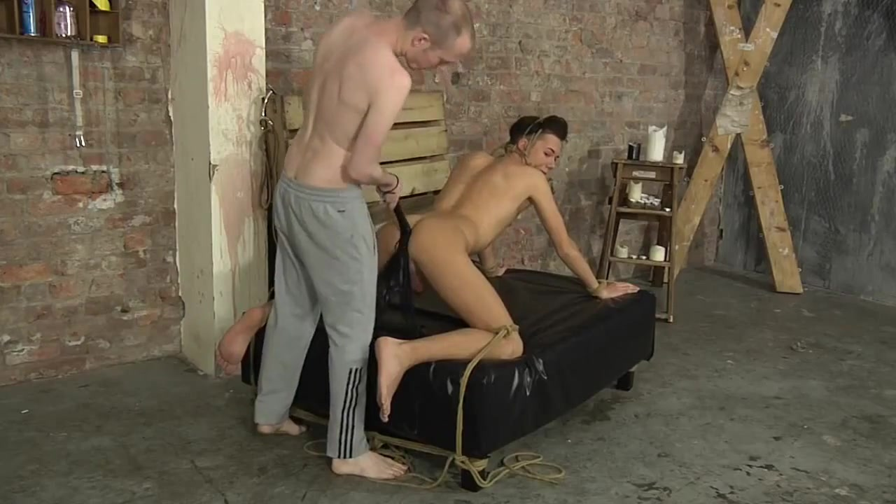 BDSM cute junior boy tied with rope gag pt. 1 porn is bad for you